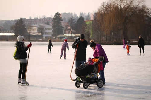 Tips för föräldrar med barn som vill spela hockey