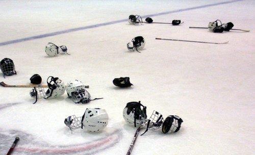 Hygien och hockeyspel